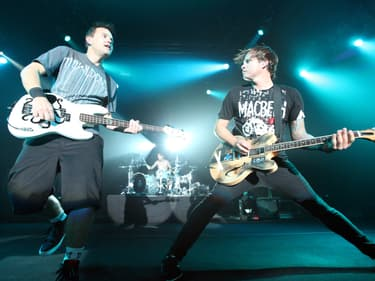 L'évolution de Blink-182 en 5 clips