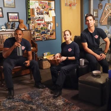 3 bonnes raisons de regarder Station 19 sur Amazon Prime Video