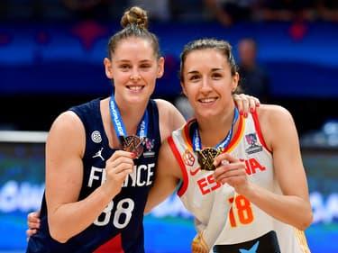 Eurobasket 2019 : les Bleues doivent (encore) se contenter de l'Argent