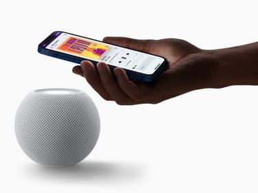 Apple présente le HomePod mini, sa nouvelle enceinte intelligente