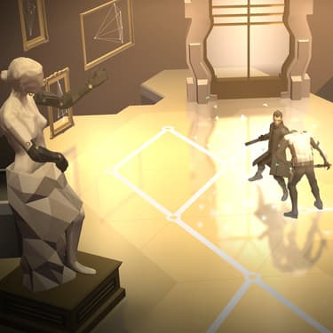 Deus Ex Go : notre test sur l'aventure cyberpunk mobile