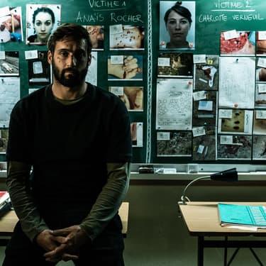 """Guillaume Labbé, flic amnésique de la série """"Trauma"""" sur 13ème Rue."""