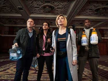 Doctor Who : Jodie Whittaker reviendra pour la saison 13