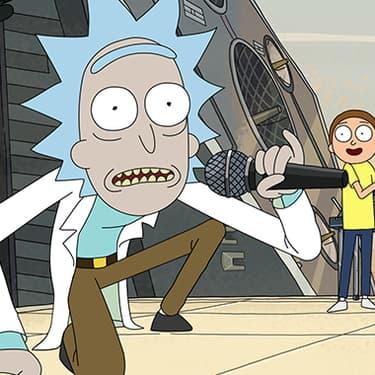 Rick et Morty devraient bientôt être retour dans la seconde partie de la saison 4