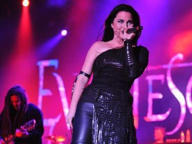 Slipknot et Evanescence : le public met le feu à la scène