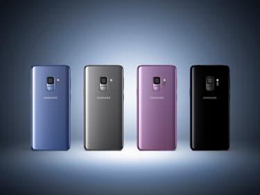 Bon plan : le Samsung Galaxy S9 reconditionné à 1€ chez SFR !