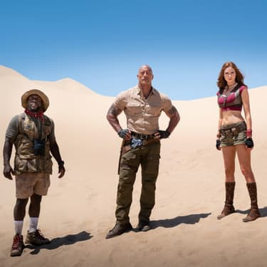 Jumanji : Next Level, la suite de la saga est sur OCS
