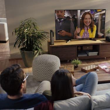 La qualité d'une image Dolby Vision, pour toujours mieux profiter de vos séries Netflix.