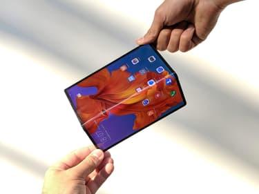 Mate X2 : Huawei dévoile un aperçu de son prochain smartphone pliable