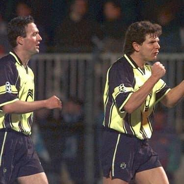 Ligue des Champions : la finale Dortmund - Juventus de 1997 sur RMC Sport