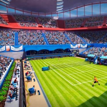 Tennis : jeux vidéo, set et match sur SFR Gaming !