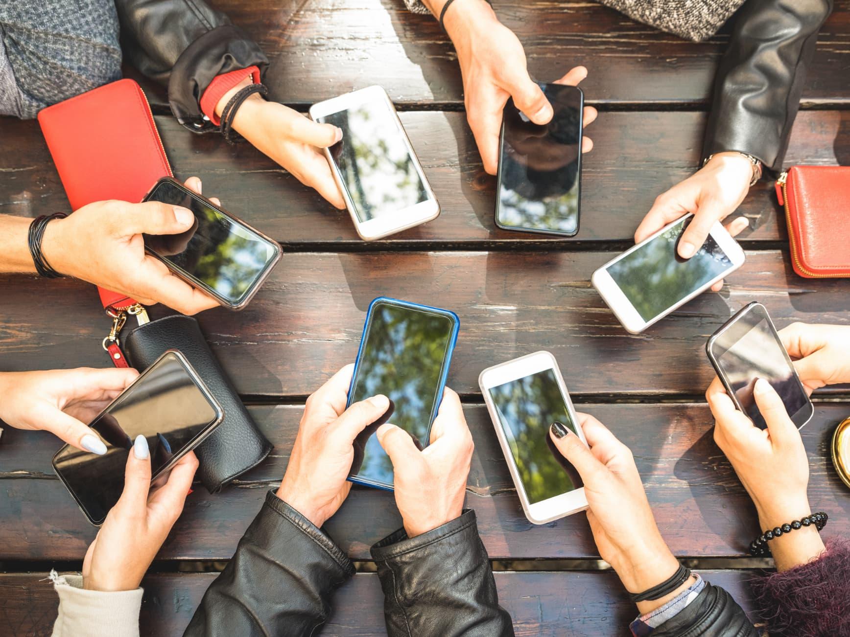 3G, 4G, Edge, H+ : c'est quoi la différence ?
