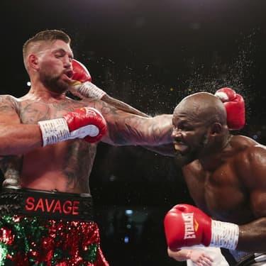 Takam vs Joyce et l'UFC Fight Night : des combats à ne pas manquer sur RMC Sport