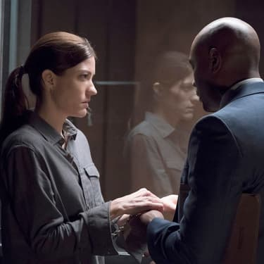 Jennifer Carpenter et Morris Chestnut sont les héros de The Enemy Within, sur Altice Studio.
