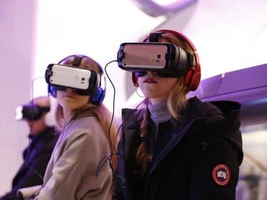 Réalité virtuelle : comment ça marche ?