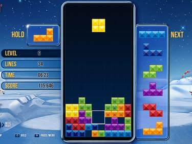 Redécouvrez Tetris sur SFR Jeux