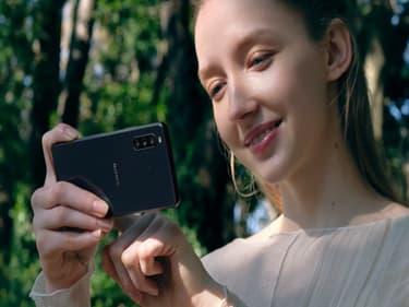 Le superbe Sony Xperia 10 III est disponible à 1€ chez SFR