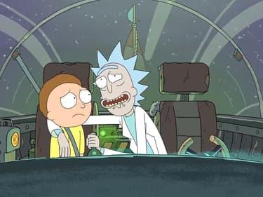 Rick et Morty : premières images de la saison 5