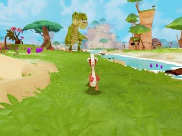 Gigantosaurus : sauvez les dinosaures sur SFR Gaming
