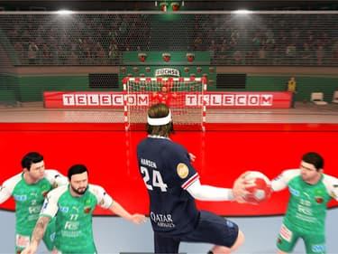 Handball 21, le jeu de référence pour les barjots et les experts