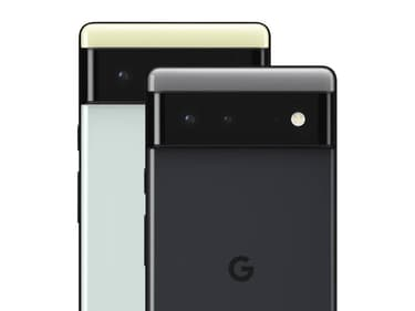 Le Google Pixel 6 est (presque) de sortie