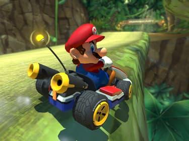 Quand la gendarmerie nationale se croit dans Mario Kart
