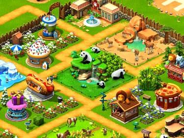 Wonder Zoo : gérez votre propre zoo sur SFR Gaming