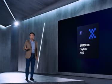 Samsung : le SoC fait maison du Galaxy S21 officialisé