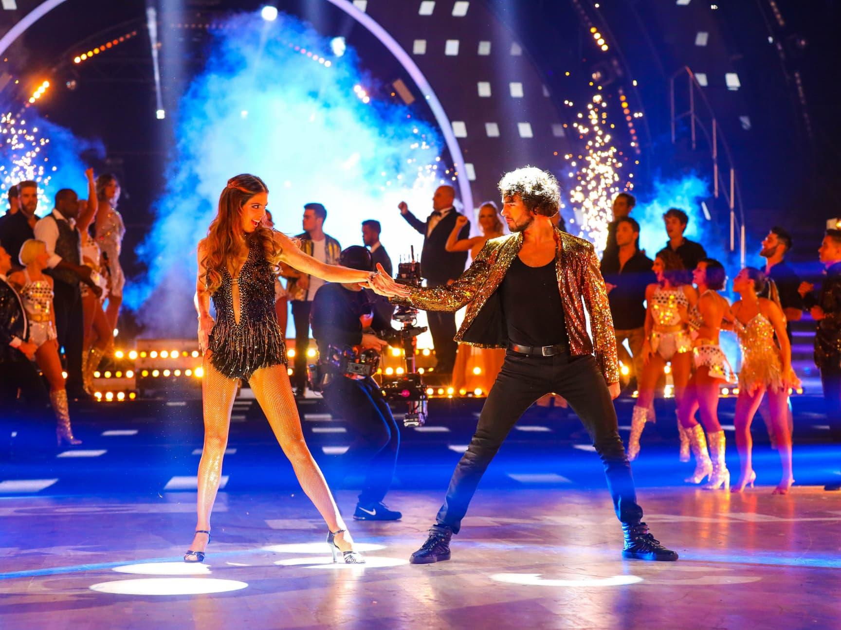 10 célébrités que vous en verrez jamais dans Danse avec les stars