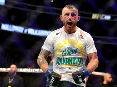 UFC 266 : Volkanovski VS. Ortega cette nuit sur RMC Sport