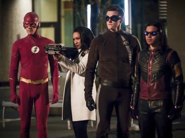 Flash : la saison 5 arrive sur SYFY