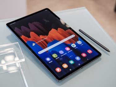 Quelles sont les caractéristiques de la tablette Samsung Galaxy ?