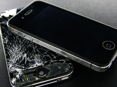 Un écran auto-réparant développé par Apple ?