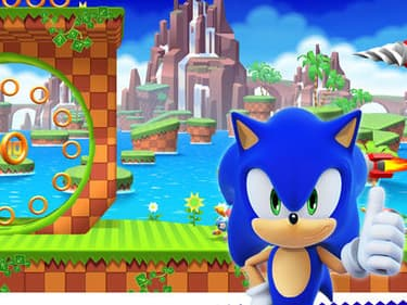 Sonic Runners Adventure met le turbo sur SFR Jeux