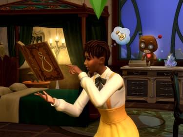 Les Sims 4 passent en mode Harry Potter avec le pack de jeu Monde Magique