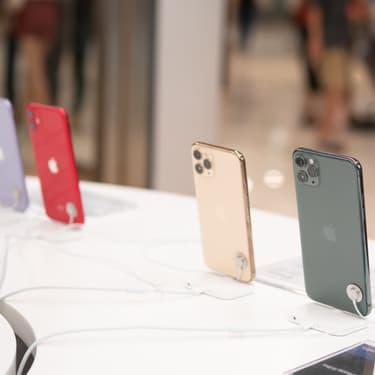 L'iPhone 11 est actuellement en promotion exceptionnelle chez SFR
