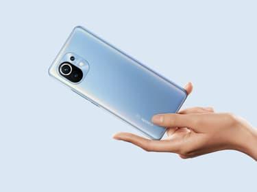 Le Xiaomi Mi 11 est disponible en précommande chez SFR