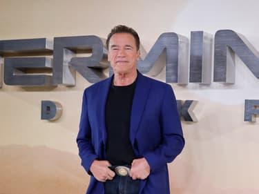 Schwarzenegger : ce joueur qu'il veut surnommer Terminator
