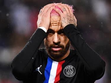 PSG : Neymar absent contre Dortmund ?