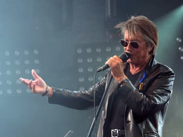 Jacques Dutronc, pas fan de l'album posthume de Johnny