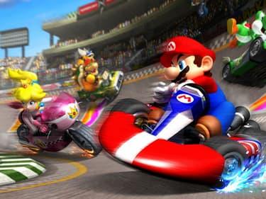 Mario Kart Wii explose les ventes !