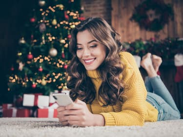 Les smartphones les plus offerts à Noël