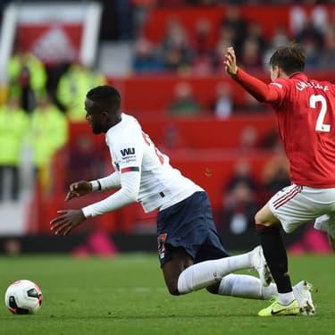 Manchester United et Liverpool avaient fait match nul 1-1 lors du match aller à Old Trafford, le 20 octobre 2019