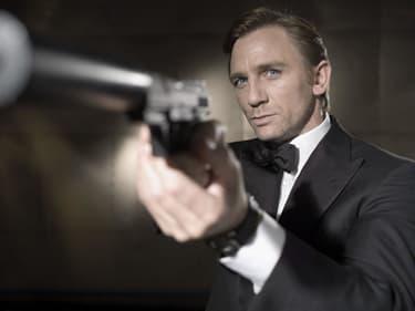 James Bond : promo sur les films de la saga en VOD