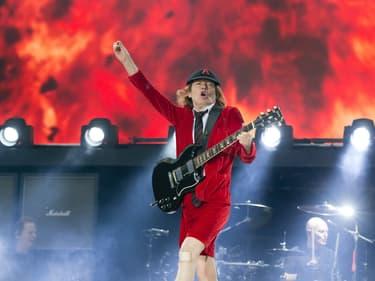 AC/DC signe son grand retour avec Shot In The Dark