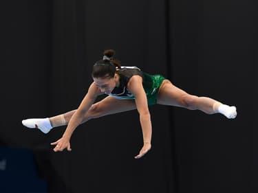 Oksana Chusovitina l'énigmatique doyenne de gymnastique de 44 ans