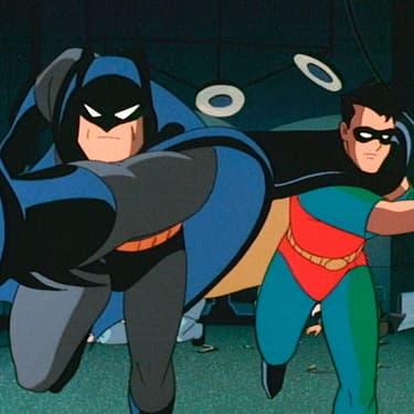 Batman : la série animée, meilleur dessin animé de super-héros ?