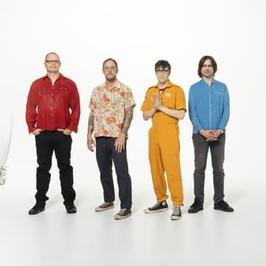 Van Weezer, l'album pop et metal de Weezer