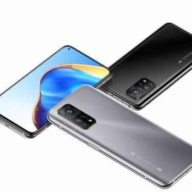 Craquez pour l'offre SFR Xiaomi Mi 10T et Mi 10T Pro en précommande