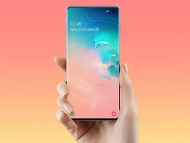 Soldes d'été : le Samsung Galaxy S10 à prix tout doux chez SFR